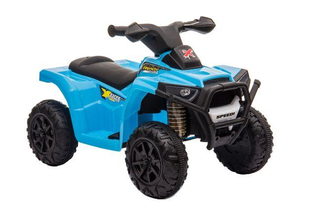 Mini ATV electric pentru copii BJ116 35W STANDARD #Albastru