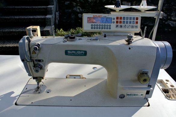 Автоматична шевна машина SIRUBA DL889-M2