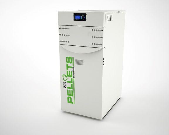 Котел на пелети Lidya Compact 25 kW - KOZLUSAN