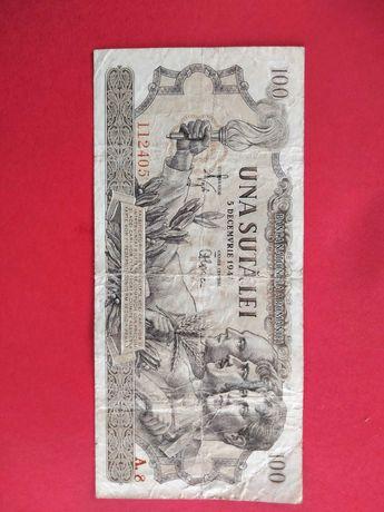Bancnota 100 lei 1947