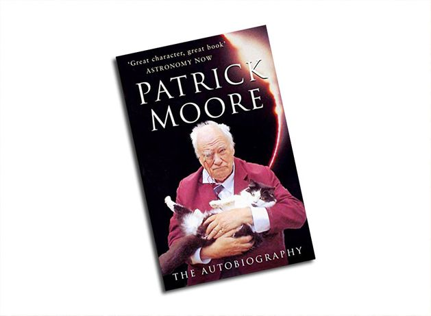 Patrick Moore - The Autobiography