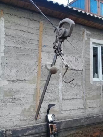 Продам советские весы 5000