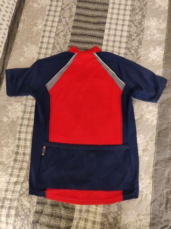 Vând tricou ciclism Santini L