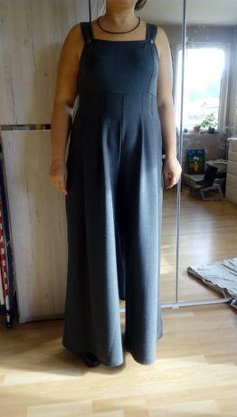 Гащеризон пола-панталон за бременни или пухкави дами