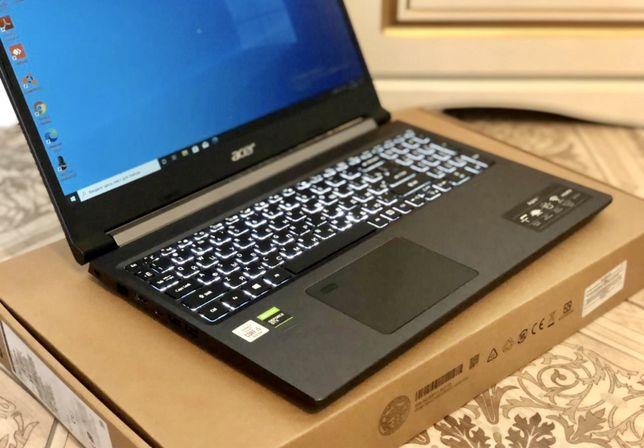 Acer Aspire 7 /GTX:1650/ Core i7-9го Поколения