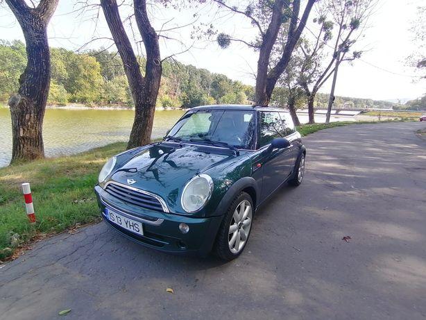 Mini Cooper 1.6 152 500km
