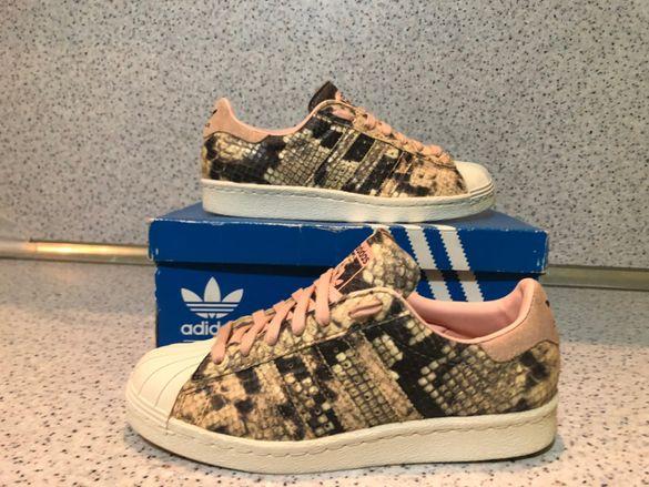 Adidas Originals SuperStar 80`s / Vapour Pink Snake Edition