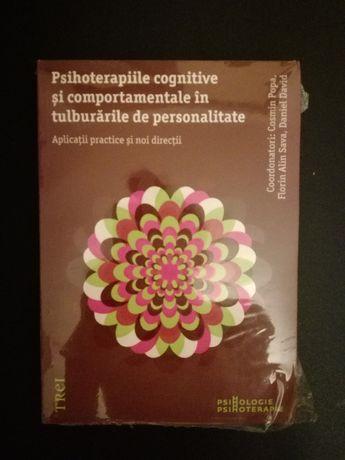 Psihoterapiile cognitive si comportamentale in tulburarile de ...