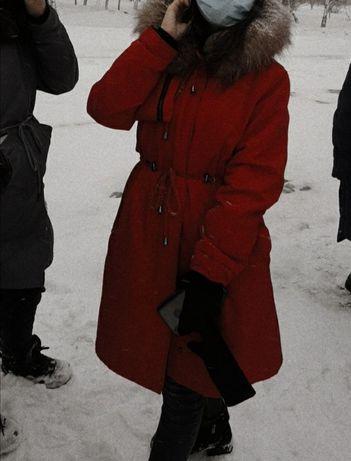 Зимняя куртка (парка).