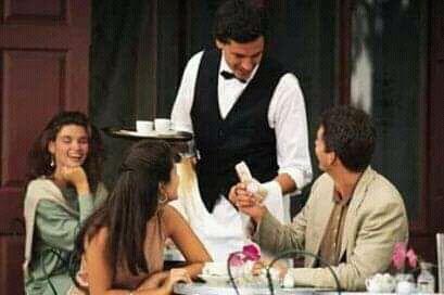 Сервитьори по балове,сватби и събития