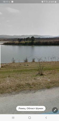 Парцел Селски имот на брега на Язовир Тича Село Ловец