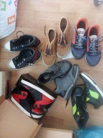 ОVans. Converse Adidas victory