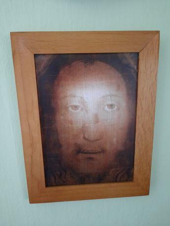Iisus Hristos litografie