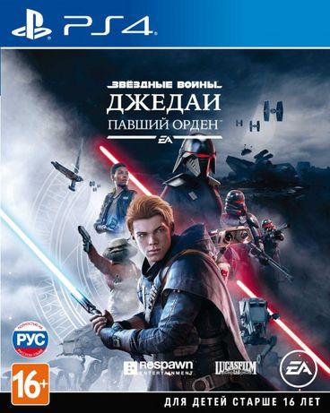 Звёздные Войны Джедаи: Павший Орден [PS4] магазин GAMEtop + ОБМЕН ИГР