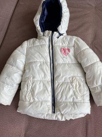 Продам куртку для девочки  92-98