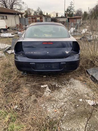 Chrysler 300M Купе салон и джанти
