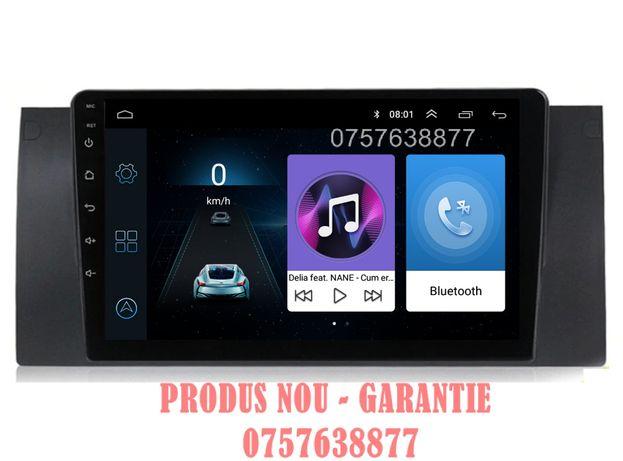 Navigatie BMW E39/X5, Android 9.1, Waze, Youtube, Bluetooth, USB