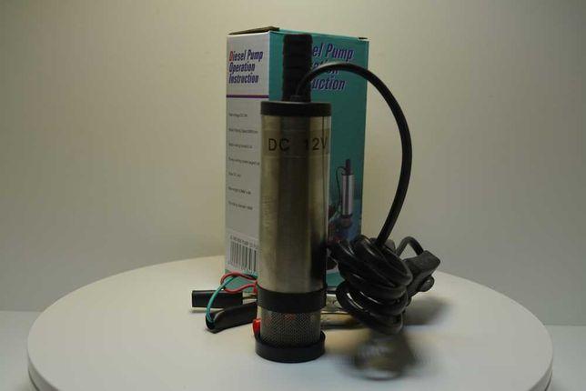 Pompa submersibila electrica transfer combustibil 12V