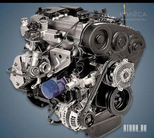 Мотор 4д56 мотор