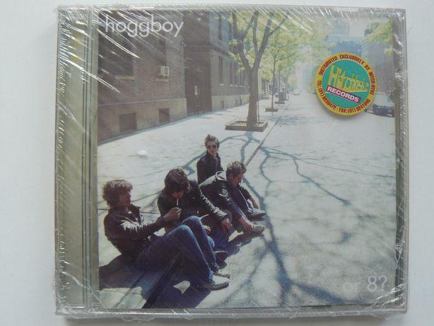 "CD Album ROCK "" HOGGBOY – OR 8? "" , Nou,Original,Sigilat,UK."