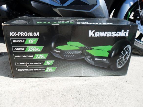 Ховърборд Кавазаки 10 инча гуми