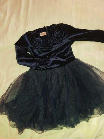 Детска рокля 6/9 месеца
