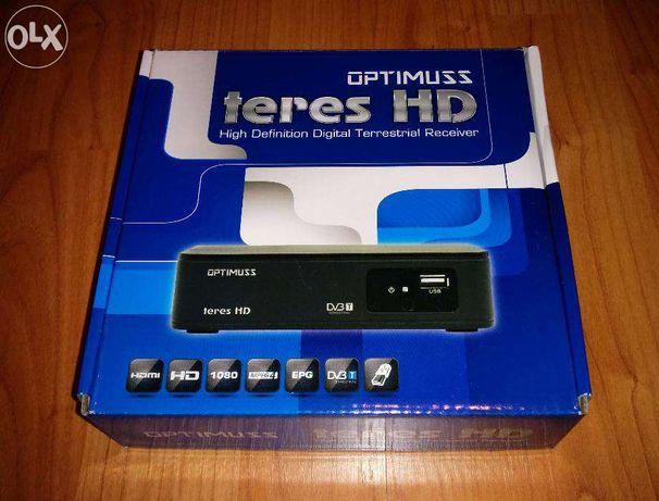 Receiver Digital HD Edision Optimuss Teres HD