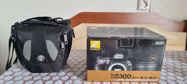 Продам Nikon D5300