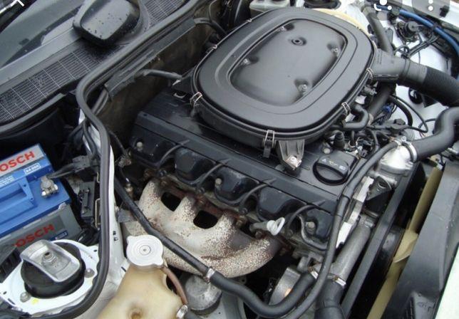 Мотор  мерседес 124