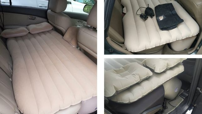 Продается авто матрас надувной матрас матрац на машину автомобиль