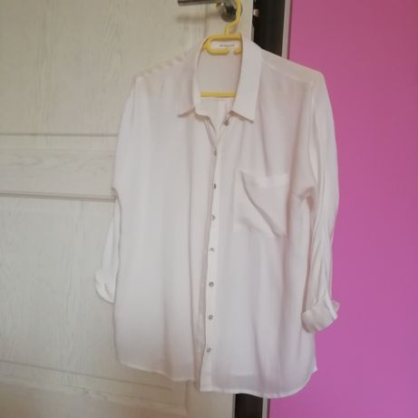 Рубашки promod (46-48),mexx 46 рр