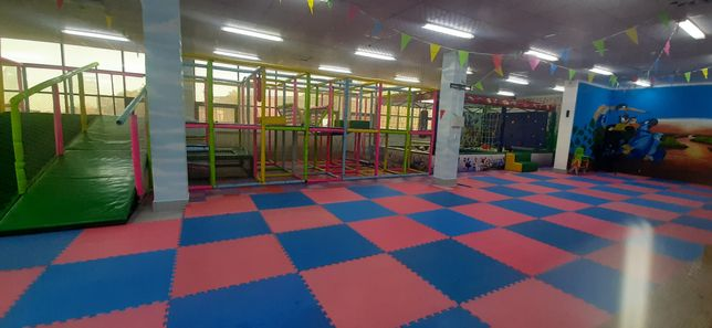 Продаётся готовый действующий бизнес  детский развлекательный комплекс