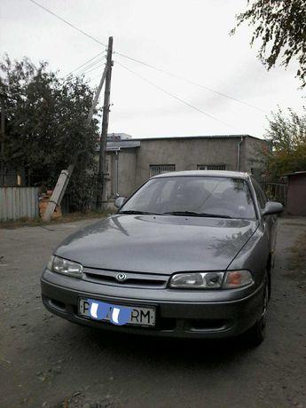 Машина Мазда Mazda 626