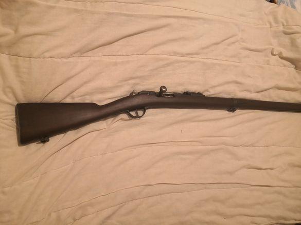 Драгунска пушка ГРА. Пехотна дълга карабина след Шаспо