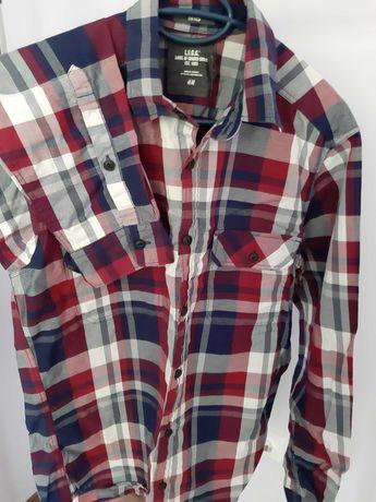 Мъжка риза с дълъг ръкав  HM