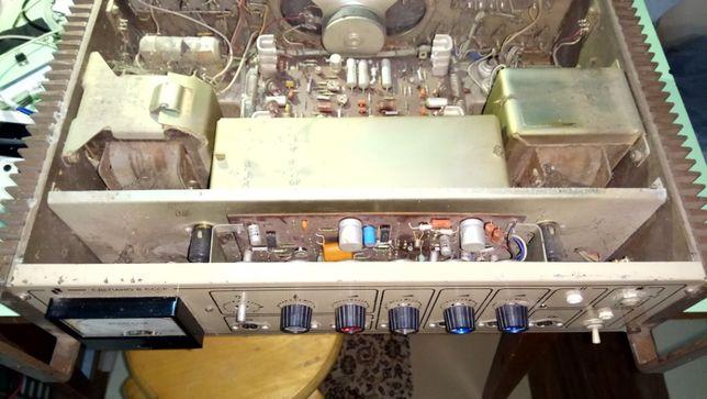 Усилитель 100У-101 на запчасти или восстановление.