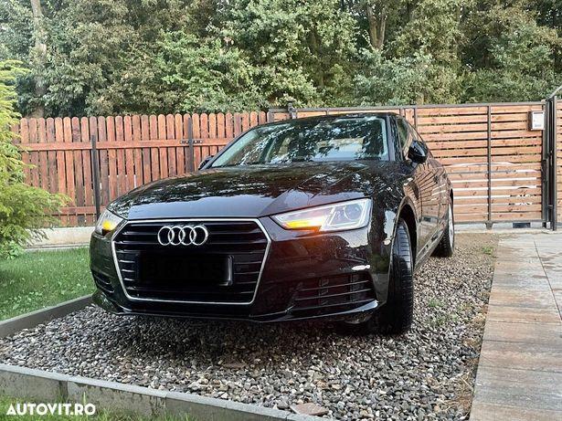Audi A4 Istoric verificabil Porche, Auto achizitionat Porche Nord 2017