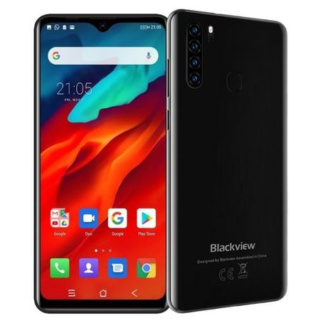 "Blackview A80 Pro 4GB RAM 64GB ROM, 6.49"" дисплей 1560 x 720 px"