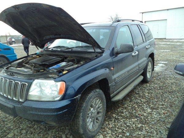dezmembrez jeep grand cherokee din 2004
