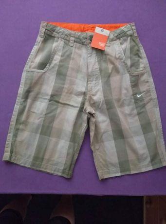 Къси панталони Nike, мъжки, тип бермуди, размер 30(М), НОВИ!!!