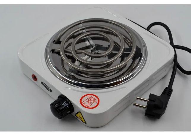 Электрическая плита настольная конфорка спиральная. Плитка электрическ