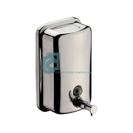 Метален дозатор за течен сапун 800мл