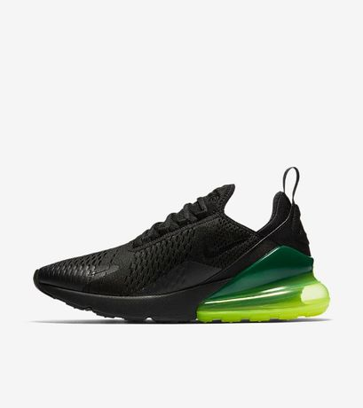 Nike Air Max 270 / 2018 blac/green
