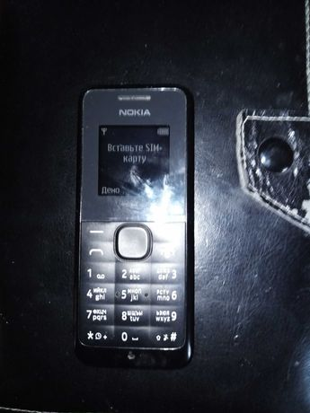 Меняю Nokia 105 телефон для связи состояние отличное