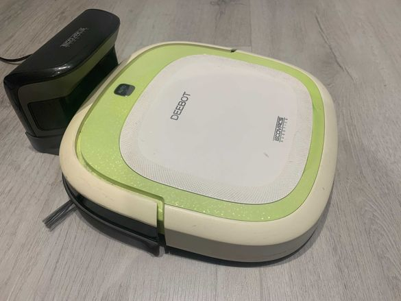 Прахосмукачка-робот - Ecovacs Deebot DA60 Slim