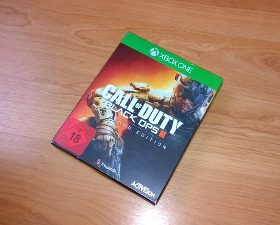 Call of Duty Black Ops III Hardened Edition, editie de colectie