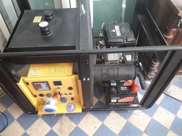 Vand genarator curent 16KWA, Zenessis ESE 12000 TV/E 2Profesional