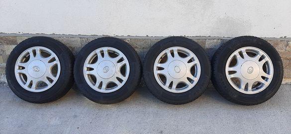 Джанти Тойота , 15цола , 5х114.3 , 6j , et45 , 195/65/15 Toyota , Kia