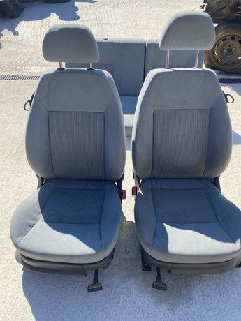 Scsune fata + bancheta spate Seat Ibiza L6
