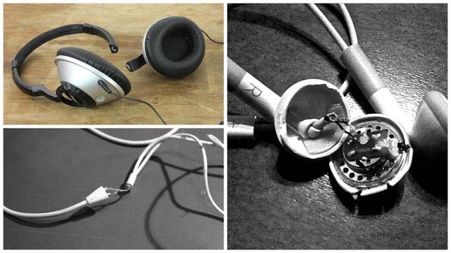Reparatii Casti Audio